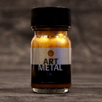 Metallglanzlack Art Metal Antikgold-Antik Metallic
