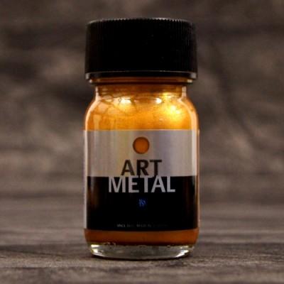 Metallglanzlack Art Metal Dunkelgold