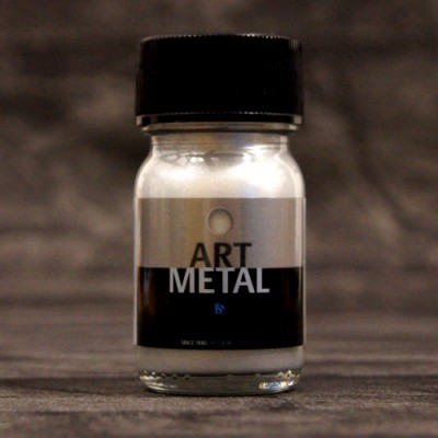 Metallglanzlack Art Metal Silber