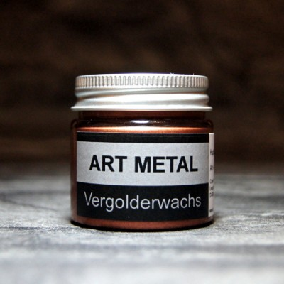 Art Metal Vergolderwachs Kupfer 50 ml