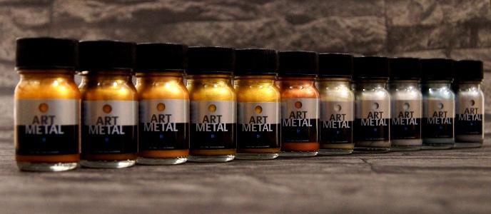Metallglanzlacke Art Metal
